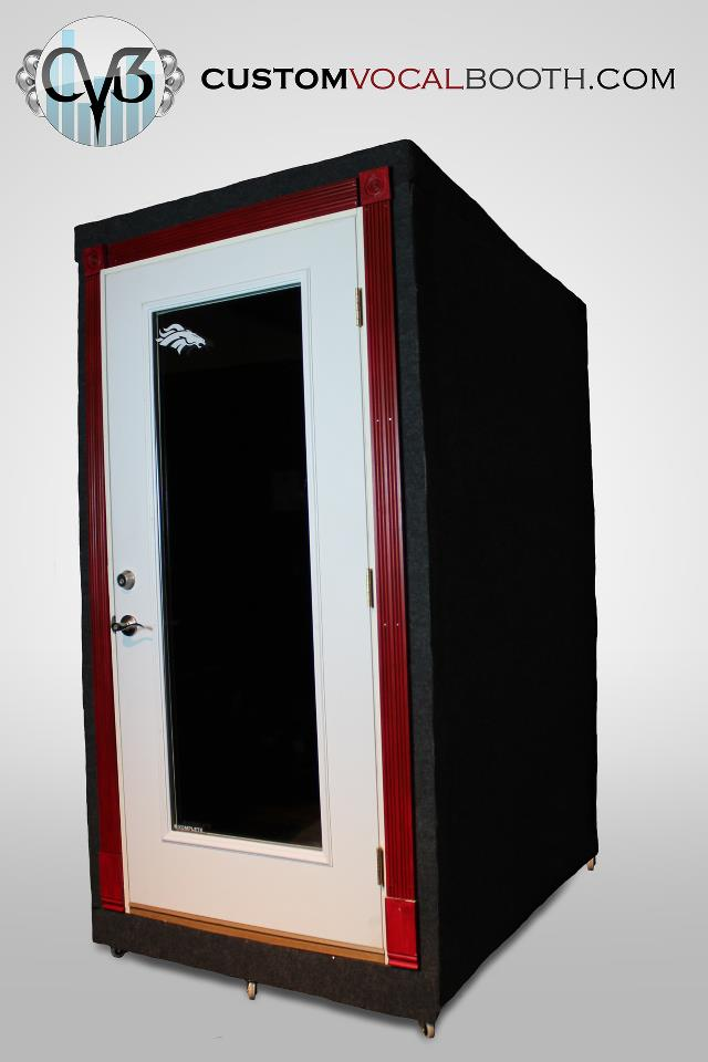 Custom Vocal booth