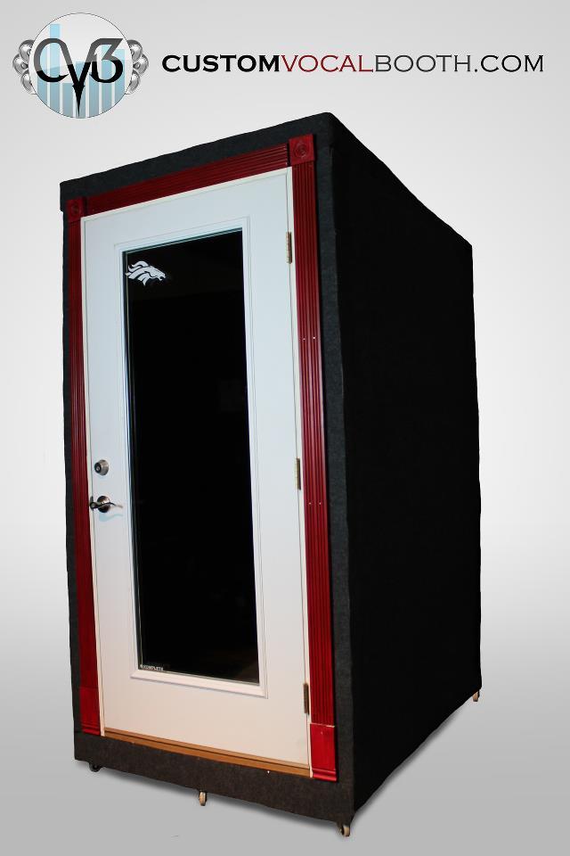 Custom Vocal booth
