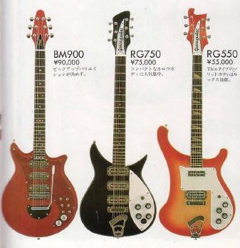 Greco 1981 catalog