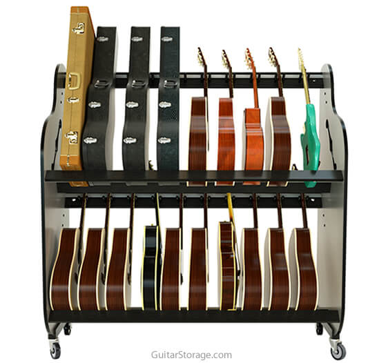 Twenty Guitar rack