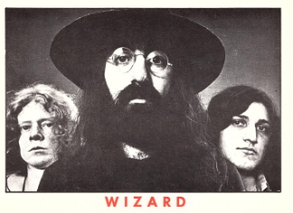 Montreal 70's band Wizard