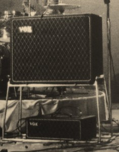 Beatles amps at Washington concert