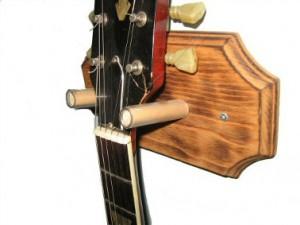 Guitar on hook,DIY Mounting hook