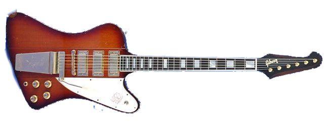 Gibson Firebird VII
