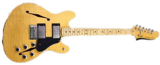 Fender Starcaster blond